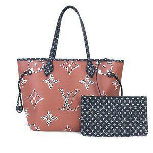 Louis Vuitton Neverfull MM Oversize Bag